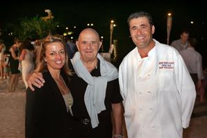 Bocus D'Or Friday evening dinner at the Yacht & Beach Club in Walt Disney World, Orlando, Fl.