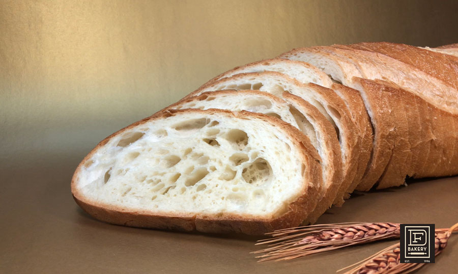 Artisan French Loaf from DF Bakery