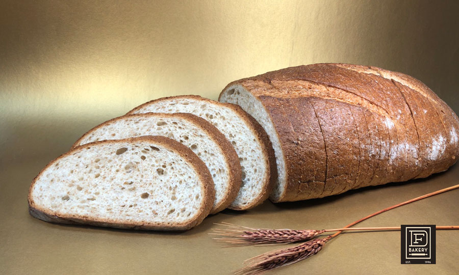 Artisan Wheat Loaf from DF Bakery