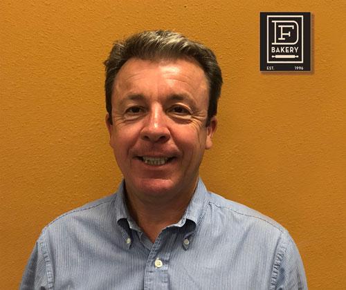 Bertrand Epaillard, Sales Manager of DF Bakery