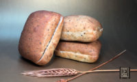 Focaccia Herbs Sandwich Bread from commercial DF BAkery