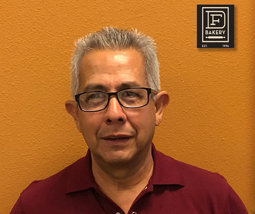 Jesse Maldonado, Food Safety Leader at DF Bakery