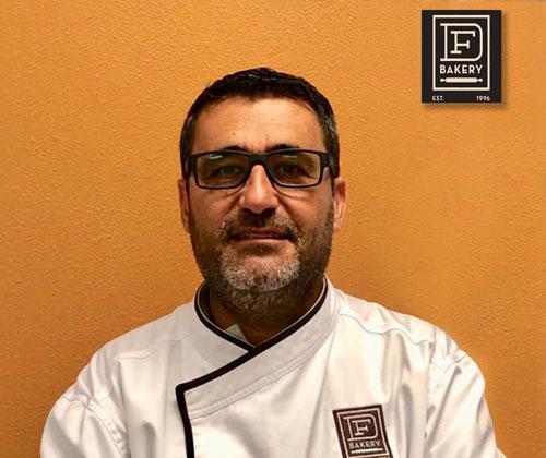 Ran Sacagiu, Master Baker of DF Bakery in Central Florida