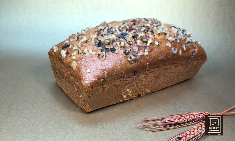 Banana Nut Breakfast Bread from DF Bakery