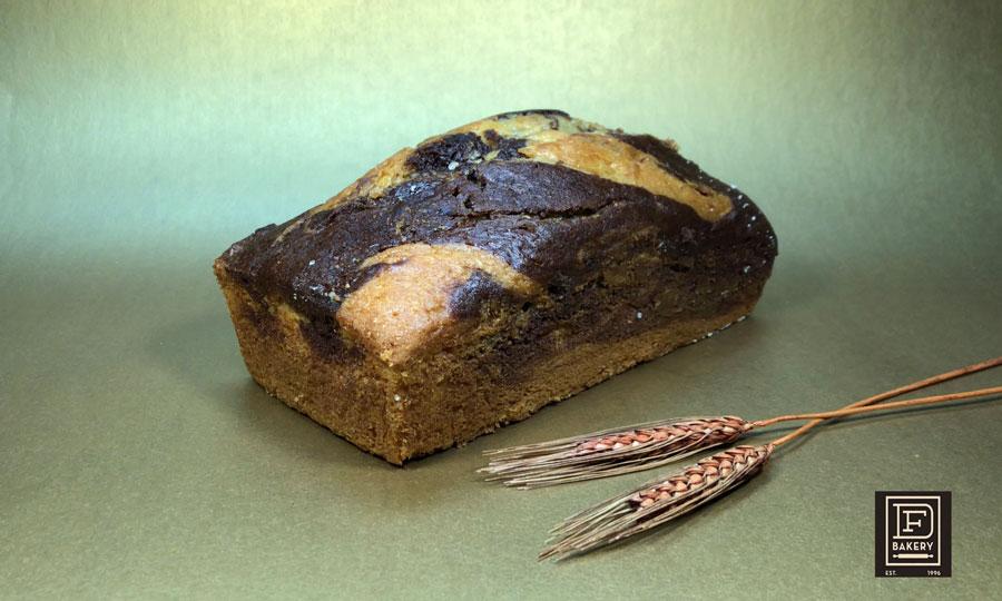 Marble Breakfast Bread from DF Bakery in Orlando, FL