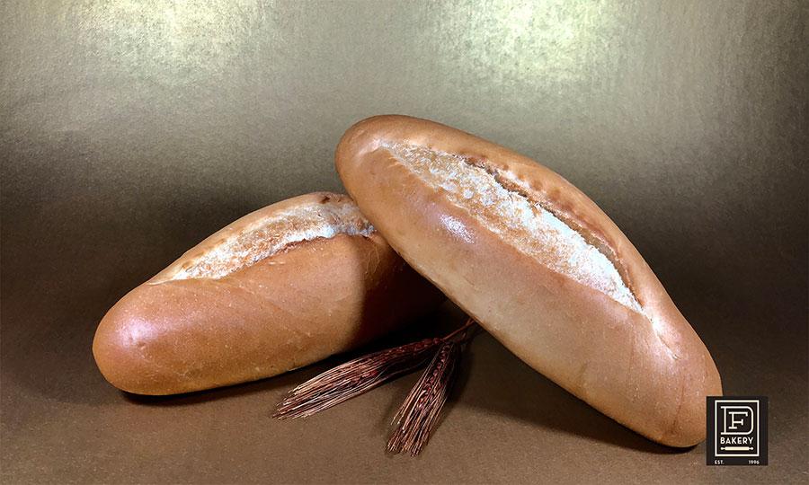 """8"""" French Hoagie Sandwich Bread"""