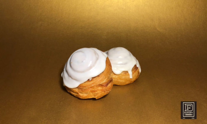 Cinnamon Roll, Small by DF Bakery