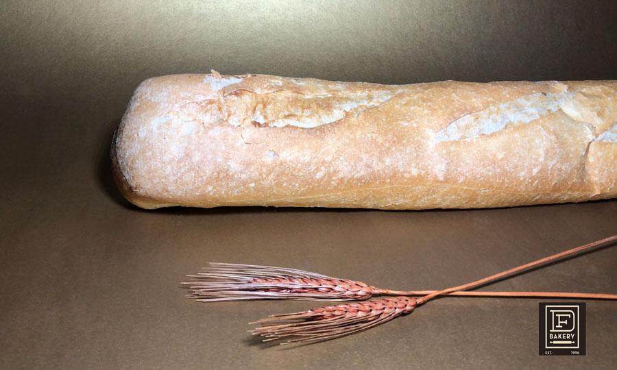 """22"""" Tradition Baguette, Sandwich Bread, DF Bakery"""