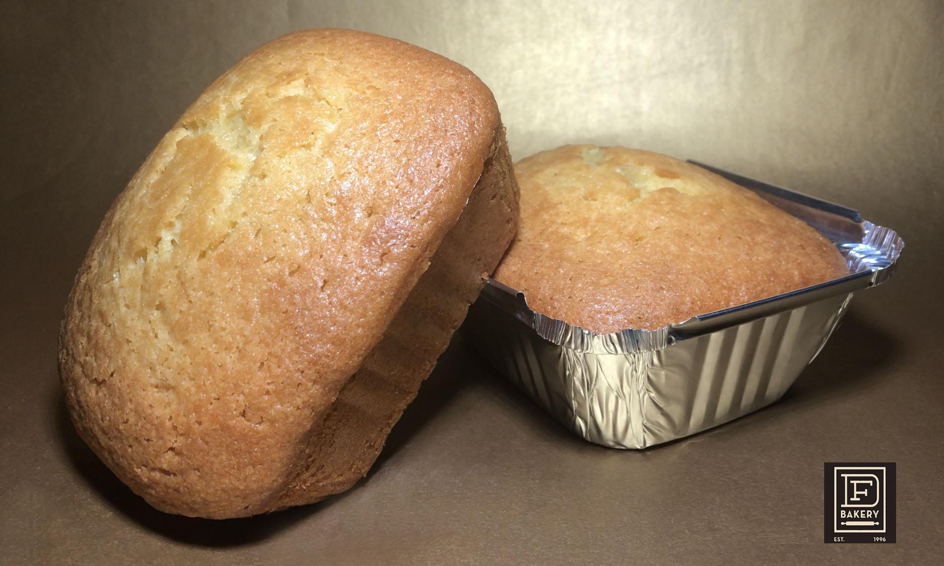 Cornbread Loaf from DF Bakery